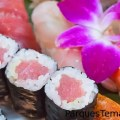 Lujo en las comidas de Morimoto Asia
