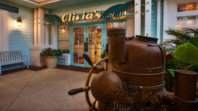 Olivia's Cafe