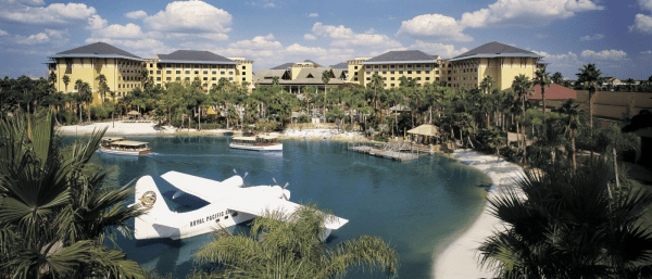 Loews Royal Pacific Resort at Universal Orlando Orlando, FL
