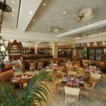 Restaurante en el Loews Royal Paciific Hotel