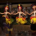 Show en el Royal Pacific Resort