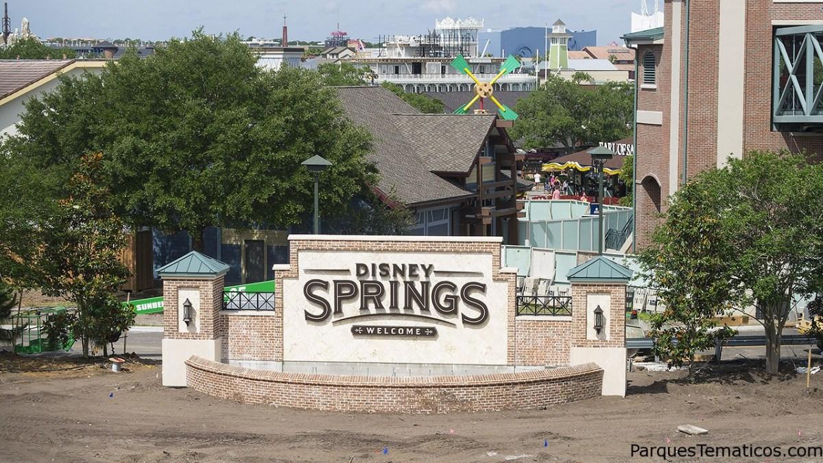 Town Center abre sus puertas en Disney Springs