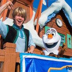 Frozen Games at Blizzard Beach