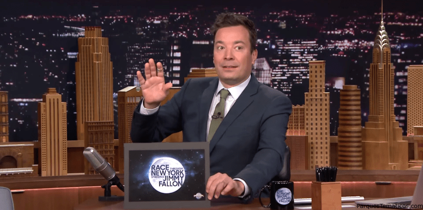 Jimmy Fallon is getting his own Universal Studios ride: 'Instead of Harry Potter, it's me'