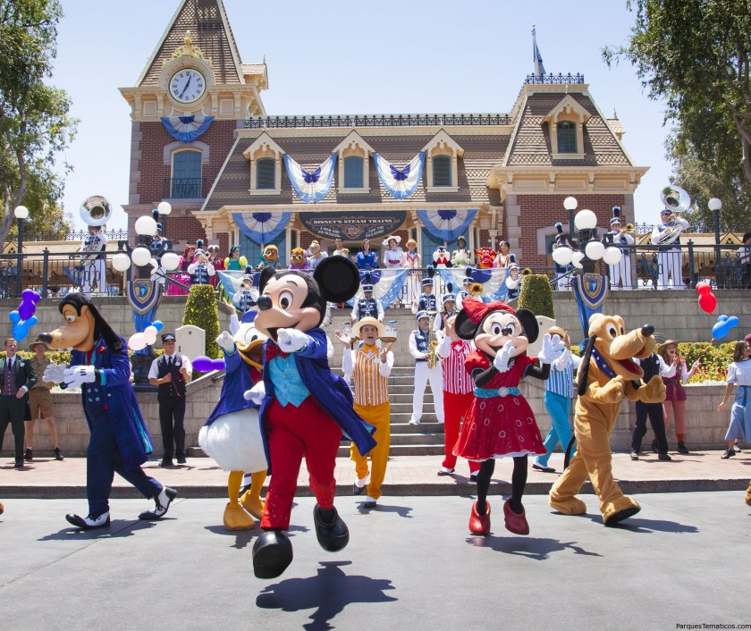Disneyland Resort Celebrates 61 Years of Fun and Innovation with July 17 Anniversary Tribute