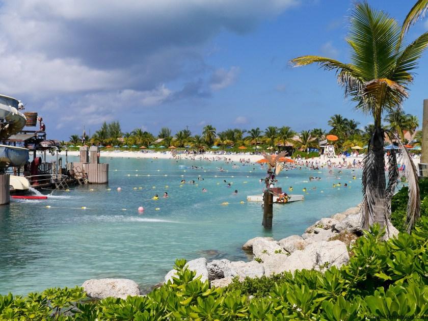 Playas en Disney Castaway Cay