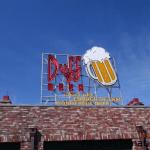 El bar de Moe´s en la ciudad de los Simpson´s en Universal Studios Orlando