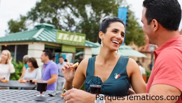 Epcot International Food & Wine Festival 2016 1/2
