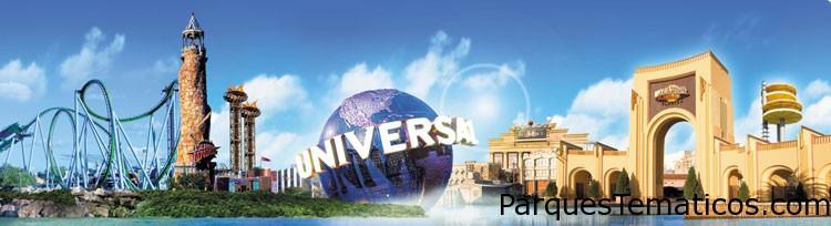 Mapas de los Parques Temáticos Universal Orlando Resort
