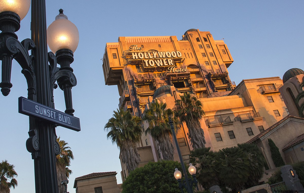 Halloween Time en Disneyland empieza el 9 de septiembre cuando The Twilight Zone Tower of Terror prepara su despedida