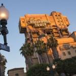 La torre del Terror en Hollywood Studios