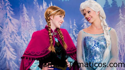 Frozen en Walt Disney World Resort