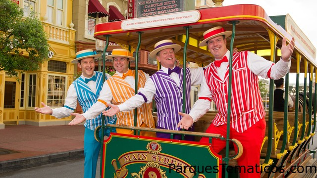 Los famosos y míticos The Dapper Dans