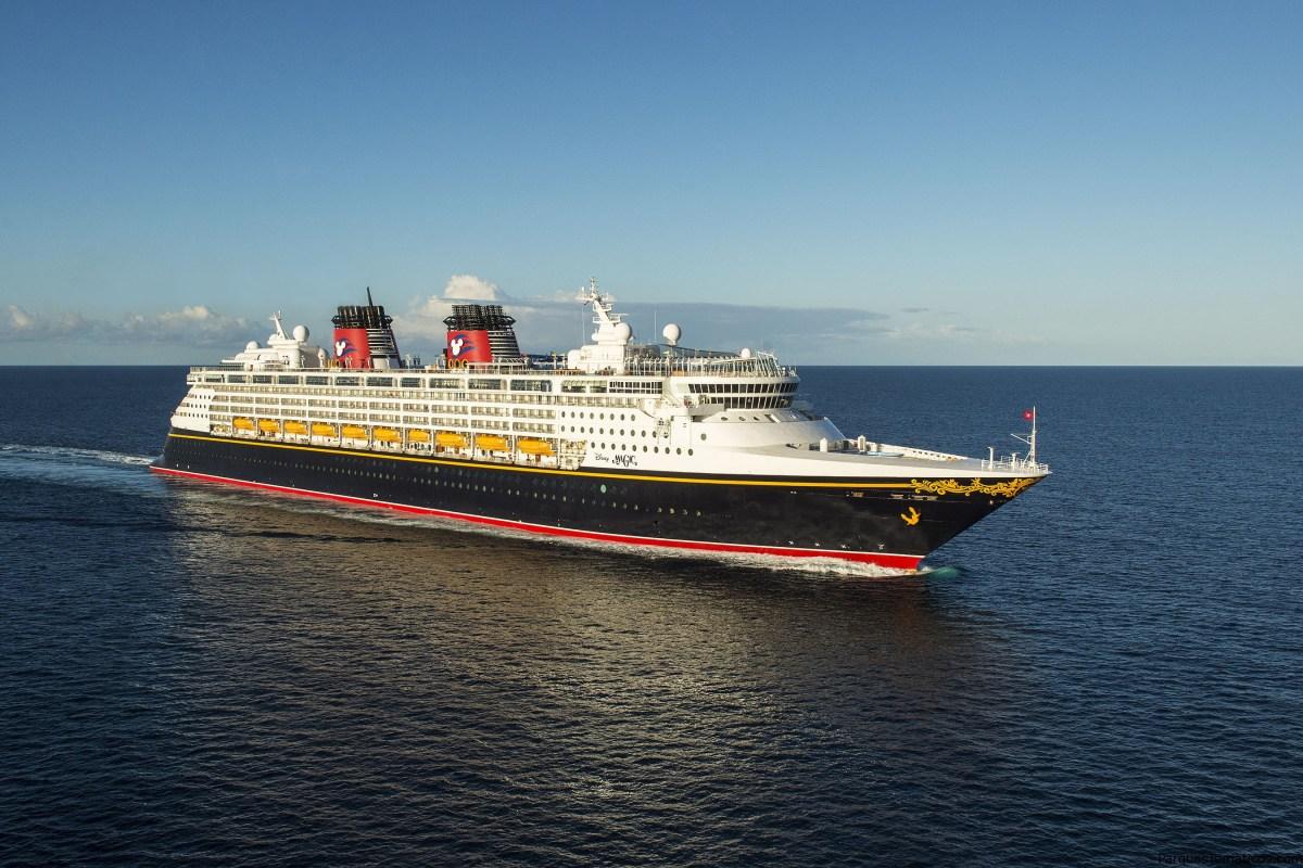Disney Cruise Line revela los puertos e itinerarios para principios de 2018
