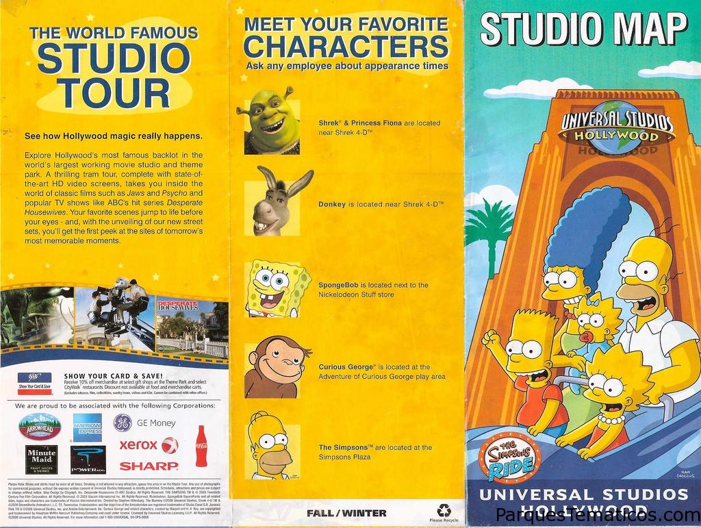 Preguntas frecuentes, FAQ, Universal Studios Hollywood