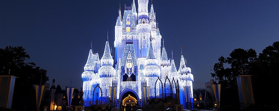Navidades en Walt Disney World Resort 2016