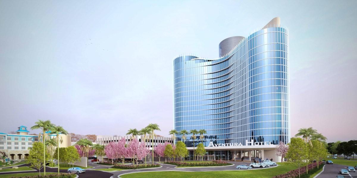 Universal's Aventura Hotel en 2018