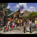 Pongu Pongu, en el nuevo Mundo de Pandora de Animal Kingdom