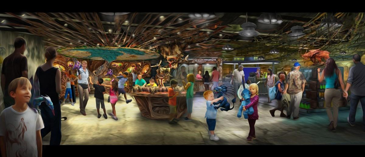 Nueva y asombrosa tierra de fantasía con mágicas novedades en Walt Disney World