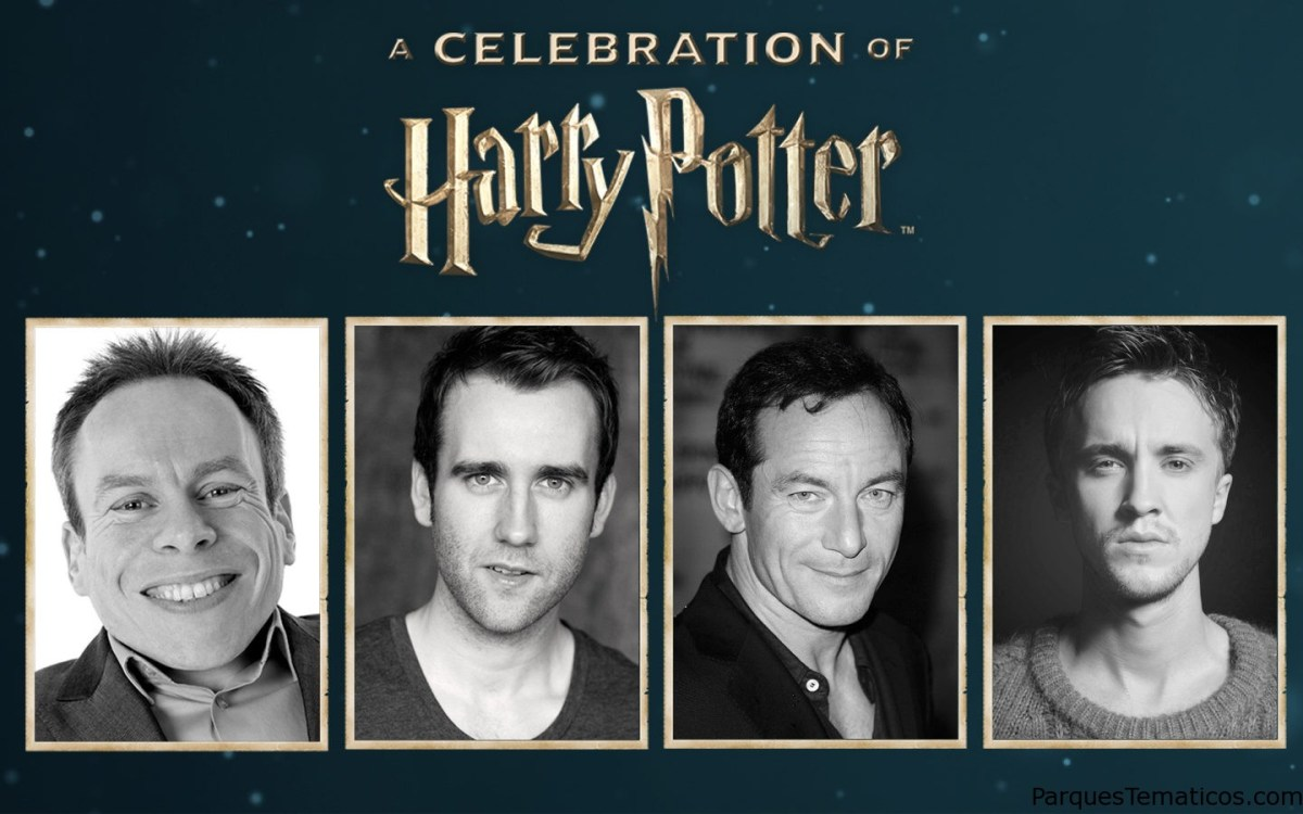 "Se suma otra estrella a la saga y evento ""A Celebration of Harry Potter"""