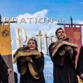 Muchos eventos especiales y diversión en el cuarto evento anual de Harry Potter en Orlando, Florida