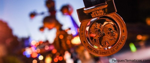 El poder de la fuerza: Media maratón de Star Wars en CaliforniaEl poder de la fuerza: Media maratón de Star Wars en California