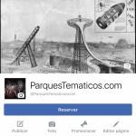 @parquestematicos_com  Facebook.com/ParquesTematicoscom Twitter.com/ParquesTematico