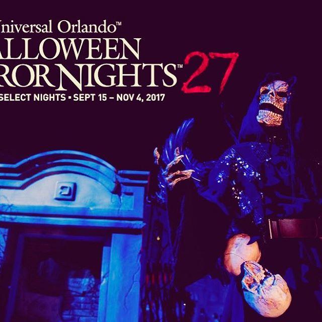 Los paquetes vacacionales de Halloween Horror Nights 27