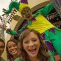 Mardi Gras Universal Studios Florida