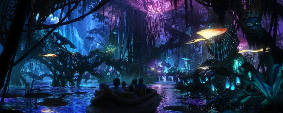 El 27 de mayo de 2017, Pandora, The World of AVATAR