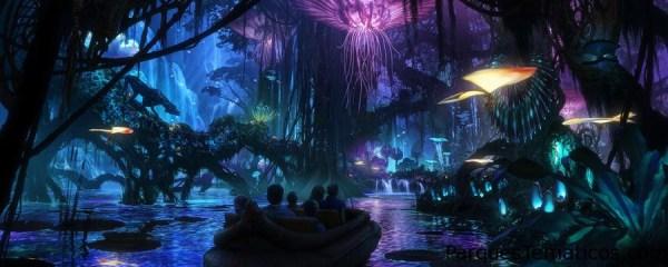 Próximamente, el 27 de mayo de 2017: Pandora – The World of AVATAR