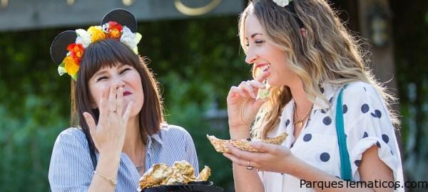 Disney California Adventure Food & Wine Festival 2017