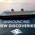 Adventures Around the World with Disney Cruise Line This Summer
