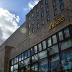 La replica del edificio de la NBC desde Nueva York a Universal Studios Orlando