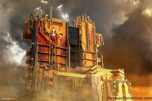 Guardians of the Galaxy–Mission: BREAKOUT! — Debuting May 27, 2017