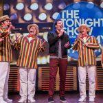 Jimmy Fallon visita en Universal Orlando Resort su nueva atracción