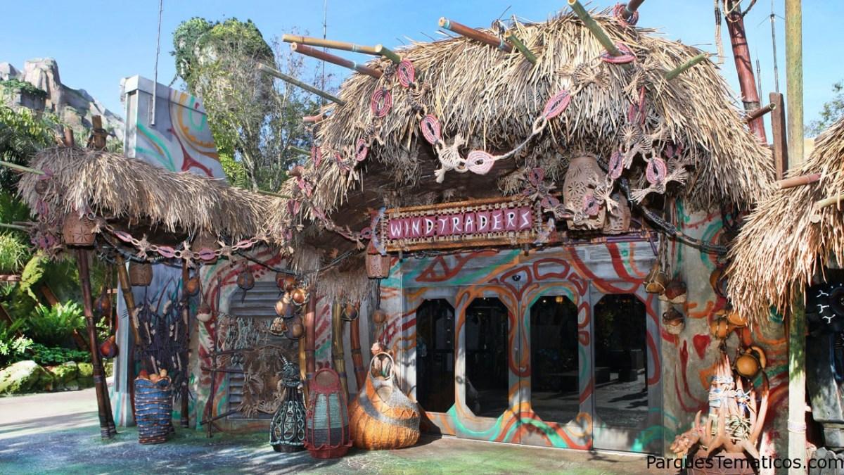 Windtraders invita a los huéspedes a una experiencia de compra inmersiva en Pandora – The World of Avatar