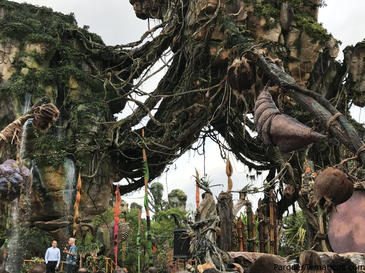 Hoy abre Pandora – El mundo de Avatar en Disney´Animal Kingdom