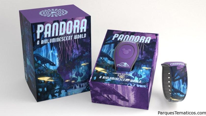 Nueva edición limitada de MagicBand 2 de Pandora, el mundo de Avatar