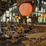 Satu'li Canteen is the fast casual restaurant located on Pandora - The World of Avatar and features a menu of healthful dishes and familiar flavors. Pandora brings a variety of exciting experiences to the park, including the family friendly Na'vi River Journey attraction, the thrilling Flight of Passage attraction, as well as new food, beverage and merchandise locations. Disney's Animal Kingdom is one of four theme parks at Walt Disney World Resort in Lake Buena Vista, Fla.