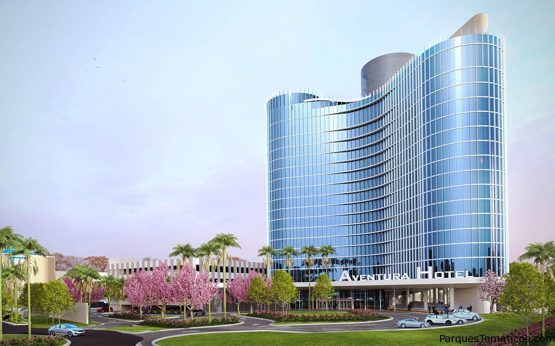 Universal's Aventura Hotel ofrecerá comodidades tecnológicas