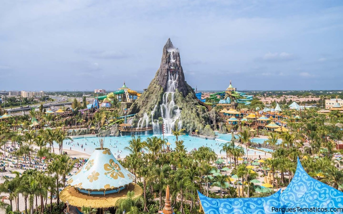 1. Hop or Skip to Volcano Bay by Staying On-Site
