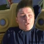 Como puedes reaccionar a una montaña rusa en Universal?