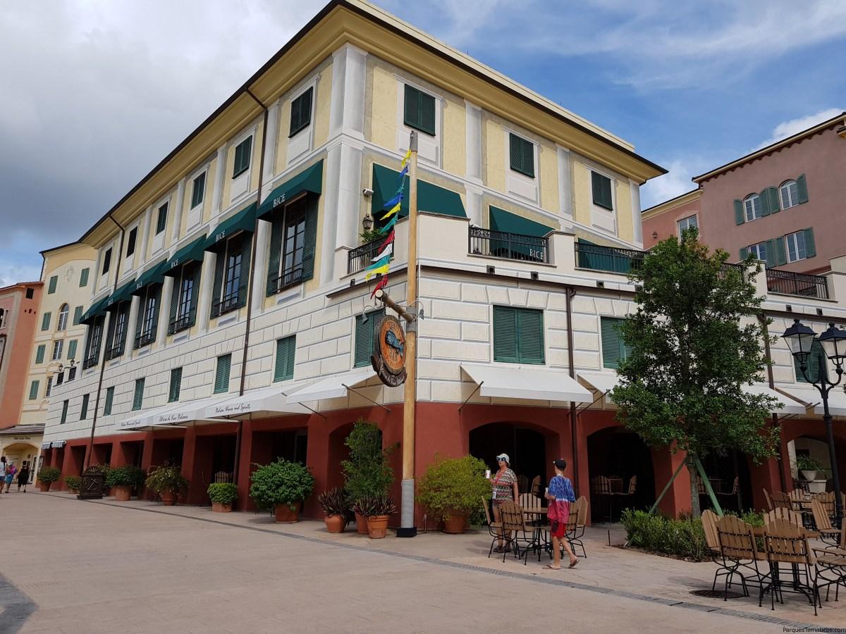 Mamá Experta: Nueva visita al Loews Portofino Bay Hotel en Universal Studios Orlando