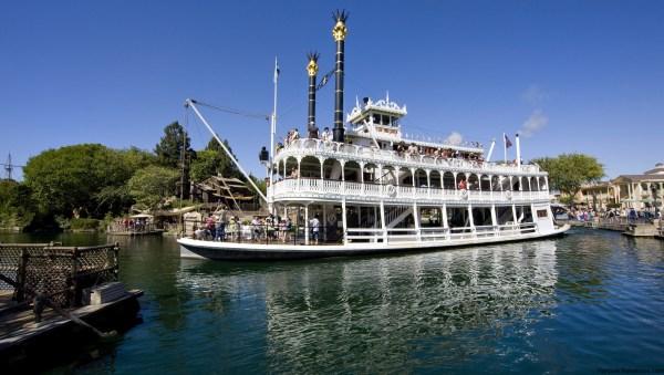 Disneyland Park da la bienvenida a nuevas atracciones con nuevas vistas impresionantes a través del Rivers of America