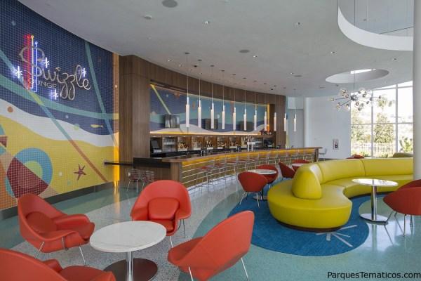 5. Swizzle Lounge es el lugar para pasar el rato