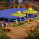 Toy Story Land Model & More ahora en exhibición en Walt Disney Presents