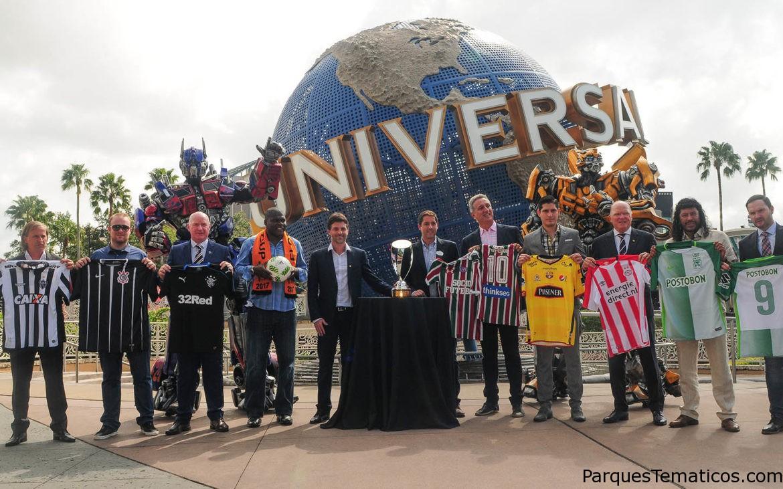Universal Orlando Resort se une con la Florida Cup