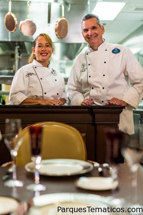 Victoria & Albert's Votado # 2 Restaurant en Estados Unidos por TripAdvisor por segundo año