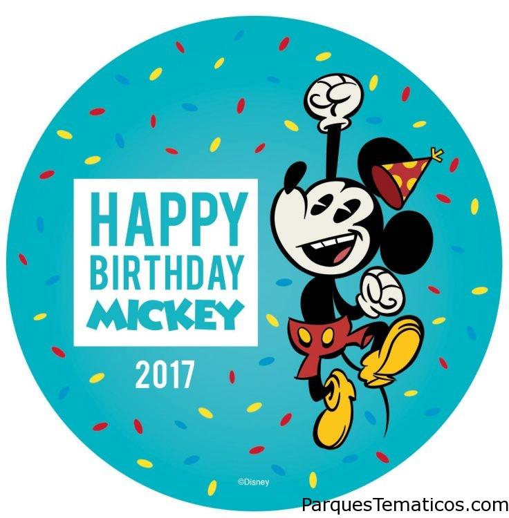 MICKEY MOUSE SORPRENDERÁ A SU FANS EN DIFERENTES PARTES DEL MUNDO PARA CELEBRAR SU CUMPLEAÑOS NÚMERO 89